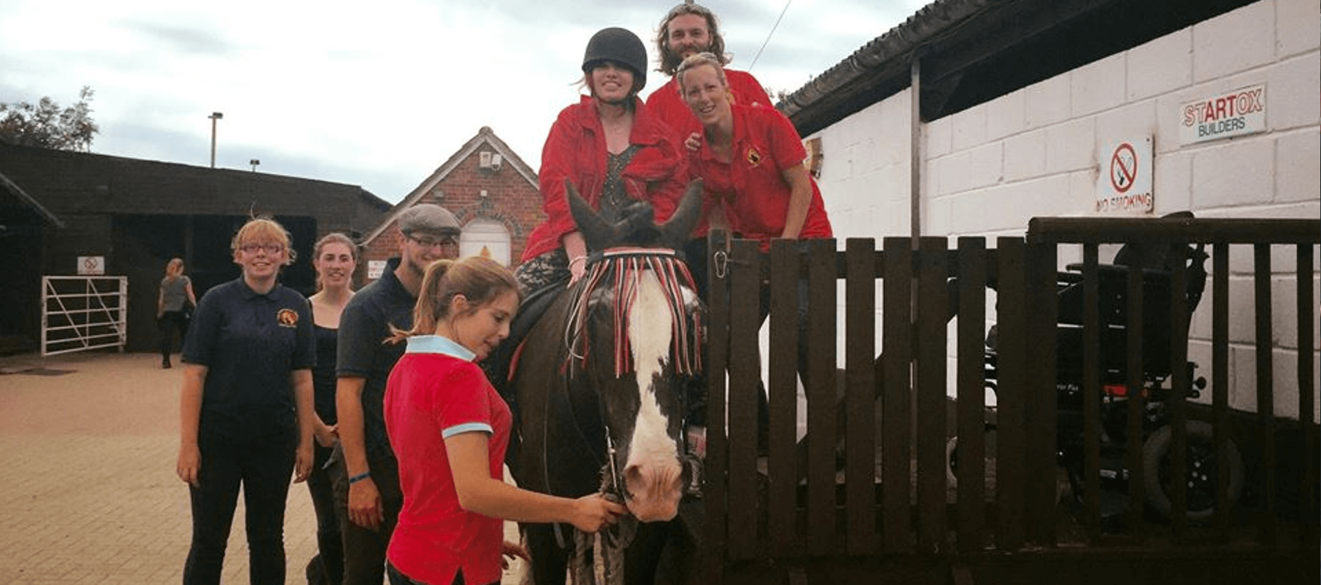 Hampshire Riding Therapy Centre