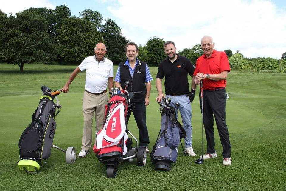 Celebrities join Lawrie McMenemy to support Autism Hampshire for the 13th year.