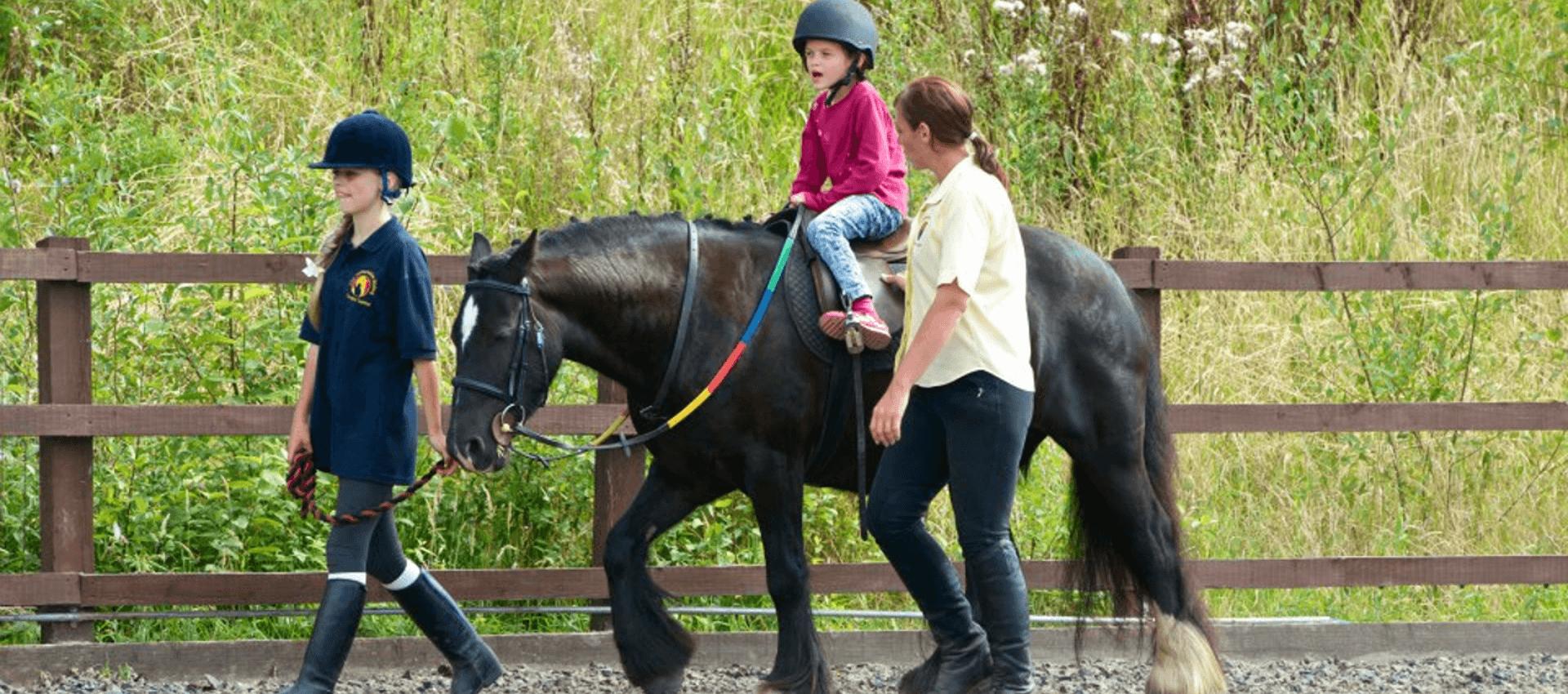 Hampshire Riding Therapy Centre